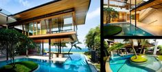 The most amazing swimming pools on Earth