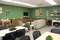 Credit Union Awards School Makeover for Staff Lounge - CU Social Good Staff Lounge, Student Lounge, Office Lounge, Teacher Lounge, Data Room, Teachers Room, Staff Room, Classroom Design, Future Classroom
