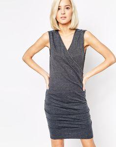 Selected Viona Wrap Dress ($55)