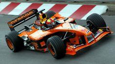 Enrique Bernoldi, Arrows Cosworth A23, Monaco Grand Prix, Monte Carlo, Monaco, 23 May 2002. © Sutton Motorsport Images