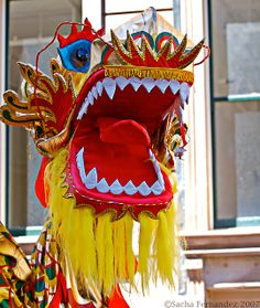 Chinese New Year Lion Dance Chinese Party, Chinese New Year, Chinese Holidays, Feng Shui, Ninja Birthday Parties, Dragon Dance, Year Of The Snake, Lion Dance, Dragon Costume