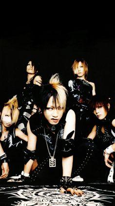 #theGazettE #Ruki #Reita #Aoi #Kai #Uruha #VK #Jrock #Lockscreen #Wallpaper #Amo