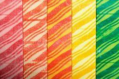 Fruit Stripes gum!