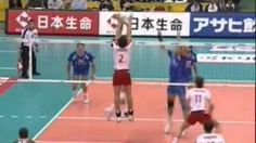 best volleyball setters - YouTube