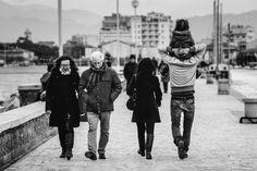 When paths cross - Viareggio, Photo by Khalil Emede Paths, Winter Jackets, Fashion, Winter Coats, Moda, Winter Vest Outfits, Fashion Styles, Fashion Illustrations
