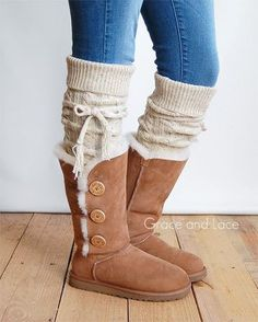 Grace and Lace - Alpine Thigh Highs, $39.00 (http://www.graceandlace.com/boot-socks/alpine-thigh-highs/) Knit Socks, Grace And Lace Boot Socks, Thigh Boots Outfit, Thigh Highs, Knee Highs, Thigh High Boots, Knee High Socks, Leg Warmer, Alpin Thigh