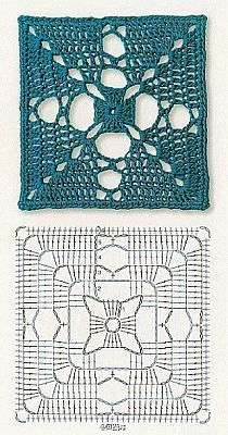 Press Visit link above for more optionsPatterns and motifs: Crocheted motif no.Hobby na Stylowi.Best 12 szydełko na Stylowi. Crochet Motif Patterns, Granny Square Crochet Pattern, Crochet Blocks, Crochet Diagram, Crochet Chart, Crochet Squares, Love Crochet, Crochet Granny, Diy Crochet