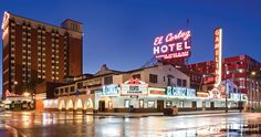 Visit the El Cortez for the vintage Vegas vibe   13 Things To Do When You Visit Downtown Las Vegas