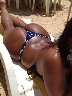 sexy bikini in thong Hot ass