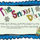 The Snowy Day by Ezra Jack Keats is one of my favorite stories.  I created a packet full of activities for the kindergarten classroom.  Your studen...