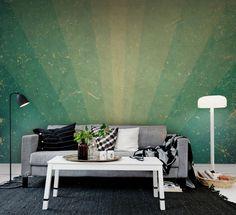 Hey, look at this wallpaper from Rebel Walls, Radient! #rebelwalls #wallpaper #wallmurals