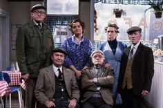 Last of The Summer Wine creator Roy Clarke reminisces on his time working on the show - Exclusive from 2010 British Sitcoms, British Comedy, English Comedy, Peter Sallis, Last Of Summer Wine, Comedy Tv, Comedy Series, Classic Comedies