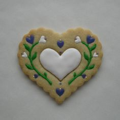 Sugar Cookie ~ Lightly Decorated