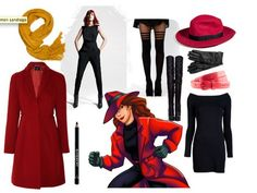 Carmen Sandiego | 22 Of Your Childhood Style Icons, Revisited