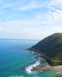 // Great Ocean Road  Taken on: 15/4/2015 #greatoceanroad #australia #lorne  #melbourne #adelaide #ocean #road by ellatphotography http://ift.tt/1IIGiLS