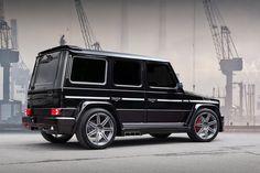 Mercedes-Benz G63 Hamann SPYRIDON / TopCar