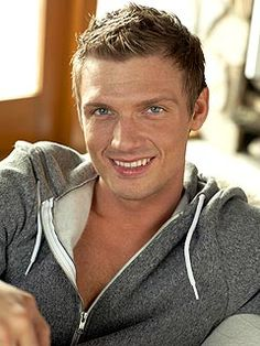 back when i was 8, nick carter was all i dreamed about