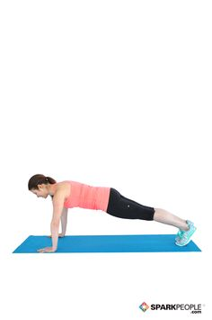 Today's Exercise: Two-Part Pushups