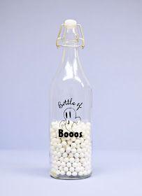 Ben Franklin Crafts & Frame Shop: Bottle of Booos