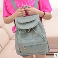 2013 backpack women's handbag bag preppy style backpack school bag fashionable casual backpack $26.30