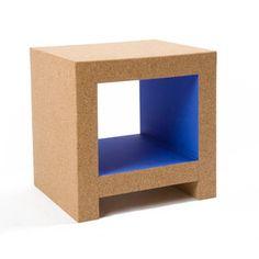 stylefactory mini cork stool