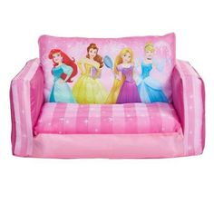 Kids Toddlers Sofa Sleeper Bed Furniture