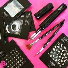 L'ultima novità @kikocosmeticsofficial è dedicata alle appassionate di #nailart! Un set di pennelli da nail art (dotter pennello a forma di ventaglio pennello piatto e pennello a forma di uncino) e Nail art Stickers! Tantissimi adesivi da applicare sulle unghie strisce adesive e strip lace per creare decorazioni geometriche. Trovate la presentazione sul nostro sito www.beautydea.it VI PIACCIONO?  #kiko #kikomilano #nails #beautydea #beauty #instabeauty #instagram #cute #picsoftheday