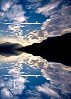 utopia Personal Portfolio, Lake Como, Photoshop, Italy, Clouds, Outdoor, Outdoors, Italia, Outdoor Games