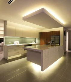 Titanium Electrical - Kitchen LED repined by http://sargemabry.com