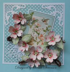 Selma's Stamping Corner and Floral Designs: Search results for dogwoods