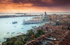 """Morning Glow Venice Go to http://iBoatCity.com and use code PINTEREST for free shipping on your first order! (Lower 48 USA Only). Sign up for our email newsletter to get your free guide: """"Boat Buyer's Guide for Beginners."""""""