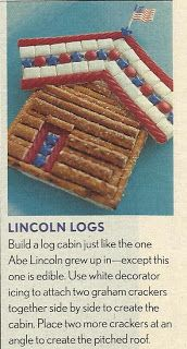 Cute ideas for Presidents' Day- books, crafts, snacks, etc. Presidents Washington & Lincoln