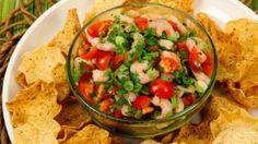 Shrimp Salsa Dip