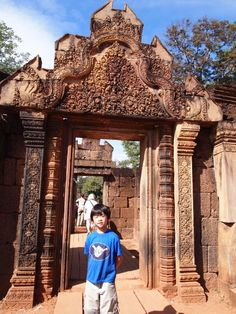 We've got you covered: everything you need to  know about traveling to Cambodia with Kids.