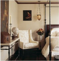 Key Interiors by Shinay: Old World Bedroom Design Ideas