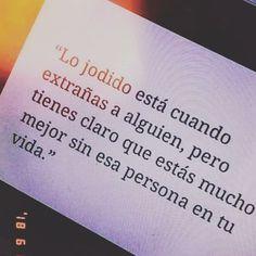 Sad Quotes, Love Quotes, Inspirational Quotes, Spanish Sentences, Ex Amor, Sad Pictures, Sad Love, Sweet Words, Spanish Quotes