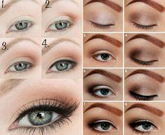 Capricha no Look: Maquiagem Passo a Passo - Tutoriais simples