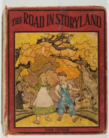 Books:Children's Books, Watty Piper, editor. The Road in Storyland. [No place of  publication]: The Platt & Munk Company, Inc. Publishers...  (Total: 1 Items)