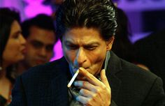 You Won't Believe How Many Cigarettes Shah Rukh Khan Smokes A Day!
