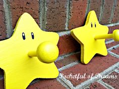 Pocketful Of Dreams: Invincible Star Gamer Hooks!  Seems like these fit the house theme.  ^^