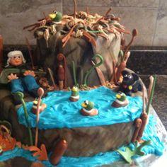 Husbands birthday cake!;) he loved it!