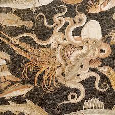 Roman Mosaic Pompeii