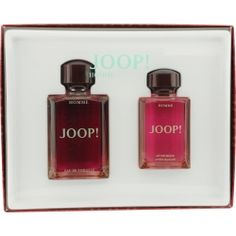 Joop Gift Set on sale. This Set includs Cologne and After Shave. Shop with Confidence - Joop Gift Set for Men Piece) Perfume Store, Perfume Bottles, Versace Men Cologne, Tom Ford, It Goes On, Men's Grooming, After Shave, Smell Good, Mens Gift Sets