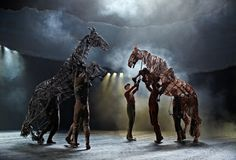 Want to know what it takes to make a Tony Award winning play with giant, life size puppets and a huge cast? Don't miss THE MAKING OF WAR HORSE airing on WKAR TV Friday at 9 p.m. – Go behind the scenes and follow the story of how a children's novel became one of the most acclaimed production's in the National Theatre's history.  WAR HORSE comes to Wharton Center December 5-9. (and… stay tuned on WKAR for CELTIC WOMAN airing at 10 and coming to Wharton Center April, 2013)
