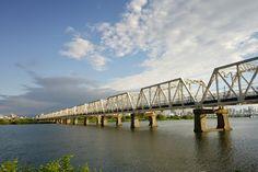 Akagawa bridge, Yodo-river