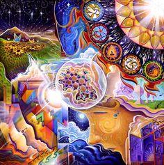 Universo Espiritual Compartiendo Luz: Introducción al Taller sobre los Filtros Humanos -...