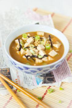 Miso soep recept