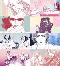 Sarah / 22 / The Netherlands / Internet Addict. Yazawa Ai, Nana Osaki, First Love, My Love, Shoujo, Detective, Manga Anime, Otaku, Paradise Kiss