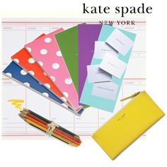 New at Mary Tuttles! Kate spade stationary, notebooks, pens, frames.....ect. Mary Tuttle's, Chesterfield, MO