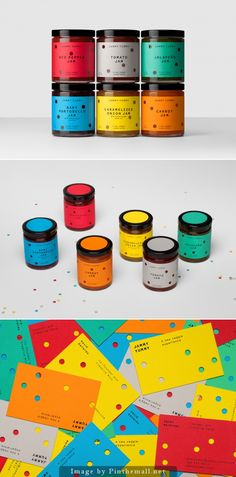 jammy-yummy jam #packaging looks sooo tasty PD